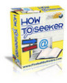 Thumbnail Hot! How To Seeker Software With Resale Rights