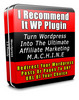 Thumbnail NEW! I Recommend It WP Plugin