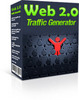 New Web 2.0 Traffic Generator with Master Resell Rights