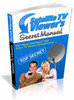 **NEW** Satelite TV Viewers Secret Manual  With Master Resale