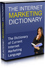 Thumbnail **NEW**  The Internet Marketing Dictionary With Master Resale Rights