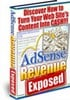Thumbnail  Adsense Revenue Exposed   With  Master  Resale Rights