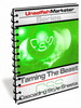 Thumbnail **NEW** Taming The Beast Cascading Style Sheets With Master  Resale Rights