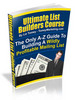 Thumbnail **NEW** Ultimate List Builders Course - A-Z Guide To Building A Wildly Profitable Mailing List - Master Resale Rights Included.