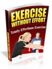 Thumbnail **NEW** Exercise Without Effort  With Master Resale Rights