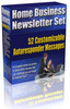 Thumbnail *NEW* Home Business Newsletter Set  Plus More Bonuses ! Master Resale Rights Included.