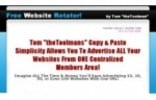 Thumbnail *NEW* Free Website Rotator!  Master Resale Rights included.