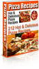 *NEW* Pizza Recipes Over 200 Hot And Delicous Pizza Recipes  With Private Labels Rights