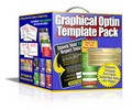 Thumbnail *NEW* Graphical Optin Template Pack ! Resale Rights included.