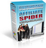 Thumbnail *NEW* Click Bank Affiliate Spider With Master Resale Rights