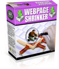 Thumbnail *NEW* Webpage Shrinker With Resale Rights