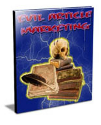 Product picture Evil Article Marketing Videos MP4