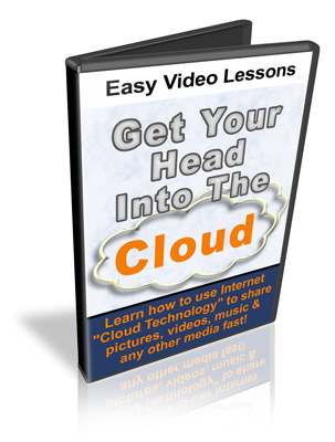 Product picture NEW! Get Your Head into The Cloud Videos With MRR*
