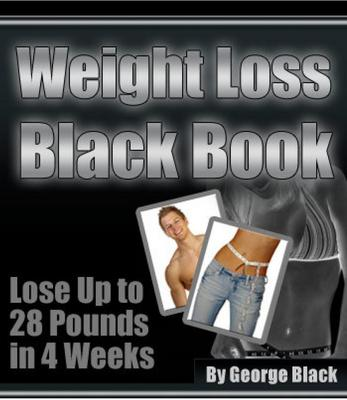 Product picture Weight loos Black book