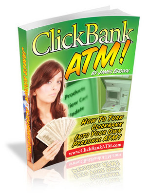 Product picture **NEW** Clickbank Atm -- With Master Resale Rights