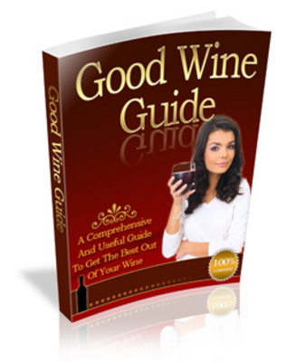 Product picture **NEW**Good Wine Guide -Master Resale Rights