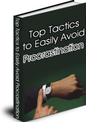Product picture **NEW** Top Tactics To Easily Aviod  Procrastination With Master  Resale Rights