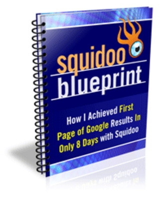 Product picture **NEW**  Squidoo Blueprint With Master Resale  Rights