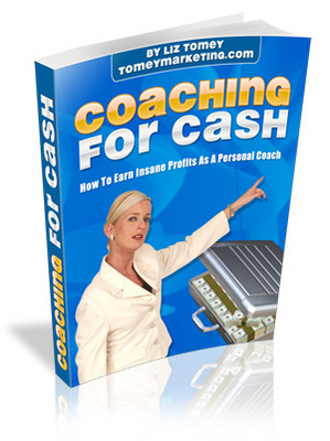 Product picture **NEW** Coaching For Cash With  Master Resale Rights