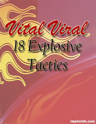 Product picture *NEW* Vital Viral l - 18 Explosive With Master Resale Rights