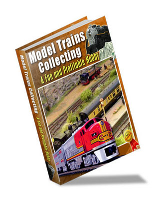 Product picture *NEW* Model Train Collecting ! Master Resale Rights included.