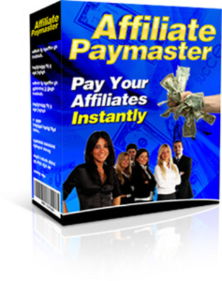 Product picture *NEW* Affiliate Paymaster !Master Resale Rights  Included.