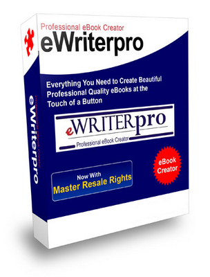 Product picture *NEW* E-Writer Pro With Master Resale Rights