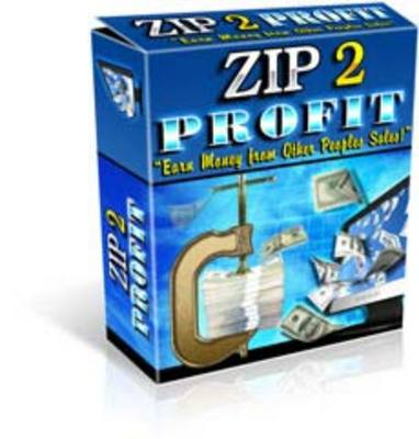 Product picture Zip 2 Profit With Resale Rights