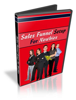 Product picture Sales Funnel Setup For Newbies With Resale Rights
